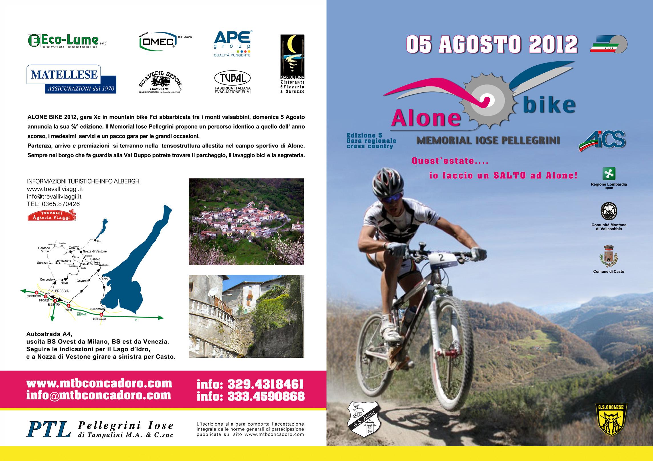 davanti alone bike